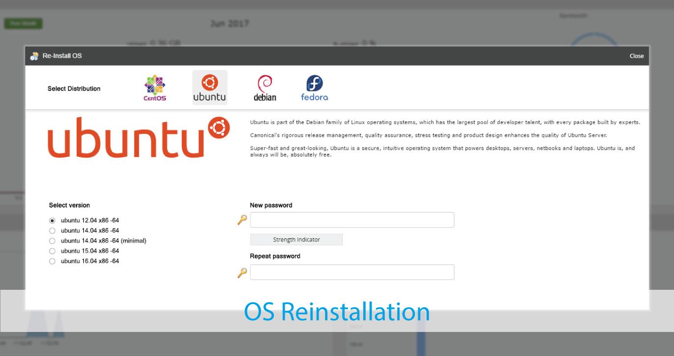 OS-Reinstallation